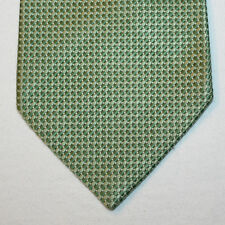 NEW Nautica Silk Neck Tie Light Green with Dark Green Dots 1426