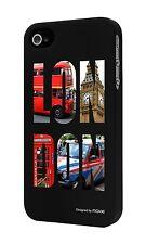 COQUE CITYART LONDON BY MOXIE POUR IPHONE 4 ET 4S