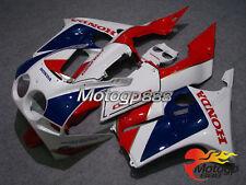 ABS Injection Molding Bodywork Fairing Kit For Honda CBR250RR MC19 1988-1989 O5