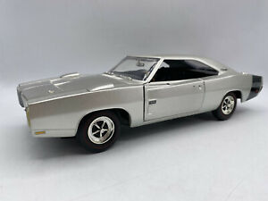 Ertl Custom 1969 Dodge Charger Body Chassis Motor Engine 1/18 Diecast Parts #10