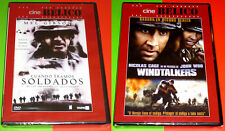 WINDTALKERS + CUANDO ERAMOS SOLDADOS / WE WERE SOLDIERS English Español DVD R2