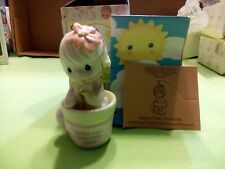 """Precious Moments 272744 """" Babys First Christmas"""" Dated 1997 Ornament"""