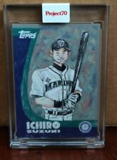 New listing 2021 Topps Project 70 Card 49 - 2010 Ichiro by Chinatown Market