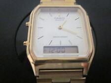 Casio Men's Watch Digital & Analog,#5154 AQ-230,Working Condition,Battery Operat