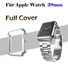 Apple Watch Series3 38/42 iWatch Full Body Cover Snap On Case + Screen Protector