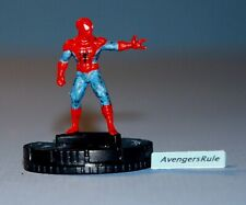 Marvel Heroclix 10 Figure Lot #52 Parker Jonah Betty Jane Spider Man Girl Slayer