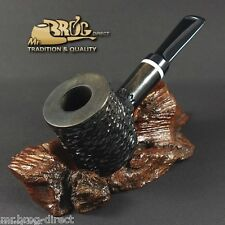 "OUTSTANDING Mr.Brog original smoking pipe no.62 black Hammer "" LUMBERJACK DWARF"