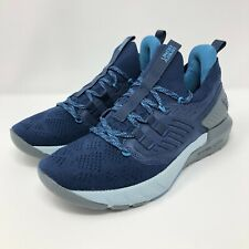 Under Armour UA Project Rock 3 Training Shoes Blue Marine 3023004-400 Men's 8