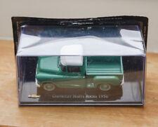1/43  CHEVROLET Pickup Marta Rocha 1956 - HACHETTE