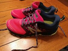 New Balance Women's Nitrel v1 FuelCore Trail Running Shoe, Navy/Pink, sz 9 B NEW