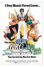 Ebony Ivory Jade Poster 01 A4 10x8 Photo Print