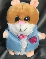 GEMMY ANIMATED SINGING HAMSTER CHIPMUNK JAGGER AMAZING JUST THE WAY YOU ARE Gift