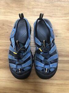 Keen Bright Blue Walking Sandals Size 6 / 39