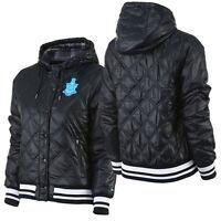 Nike Ad Varsity Jacket Womens Girls Quilted Coat Bomber Navy (418562 452 R)