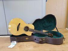 More details for faith mercury scoop 2013 hi gloss natural electro acoustic parlour guitar