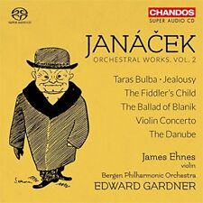 Janacek / Andersson / Bergen Philharmonic Orch - Orchestral Works 2 [New SACD] H
