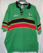 Carisbrook New Zealand VANUATU TUSKERS Rugby Jersey Shirt Sz XXXL VRFU