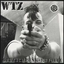 Wtz - Deutschpunk-Revolte (Coloured LP) Vinyl LP Hulk Räckorz NEU