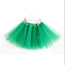 Tutu skirts for Baby girls from 2-7T tulle fluffy summer Ballet dance wear new