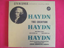 RARE LP BOX SET - HAYDN - THE CREATION - JASCHA HORENSTEIN - STEREOVOX SVBX 5205