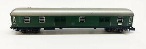 3010 D-Train Baggage Car Of DB, Minitrix N Gauge Top