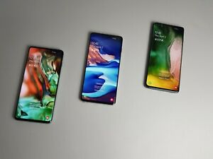Samsung Galaxy S10 Choose Color 128GB/512GB SM-G973N *Manufacture Refurbished*