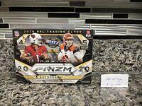 2020 Panini Prizm Football Mega Box Target Exclusive 20 Cards Pink New Sealed