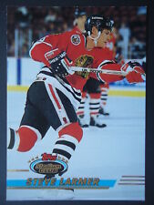 NHL 236 Steve Larmer Chicago Blackhawks Stadium Club 1993/94