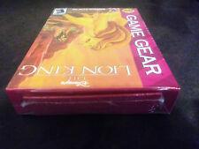 The Lion King Sega Game Gear - BRAND NEW + SEALED!