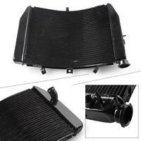 Aluminium Radiator Cooler for SUZUKI 04 05 GSXR 600 750 2004 2005 Black