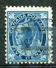 Canada Yvert  58 gebruikt (1)