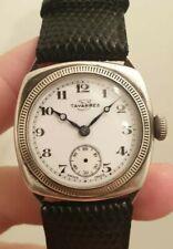 Rare 1930s Tavannes Borgel Watch