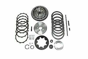 Clutch Drum Kit with Tapered Shaft for Harley Davidson by V-Twin