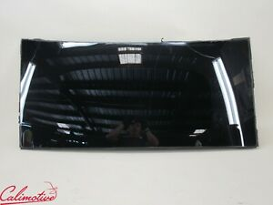 Tesla Model X Rear Right Door Roof Glass Assembly 1034903-00-G