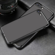 Slim Matte Soft Silicone Shockproof Case Cover For iPhone 11 Pro Max XS XR X 8 7