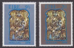 Ireland 1979 #461-62 Christmas (Set of 2) - MNH