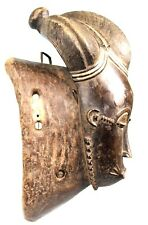 Art Africain Tribal - Important Masque Baoulé - Baule Item - XL - 46,5 Cms +++++
