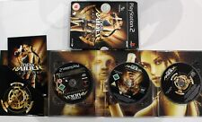 Lara Croft Tomb Raider Anniversary Collectors Edition PS2 Playstation 2 Game
