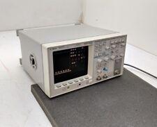 Hp Agilent 54616C 2 Canali Digitale Oscilloscopio 500MHz Testato, Bottone Rischi