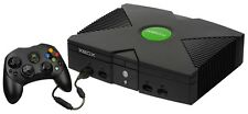 Original Xbox with Video cable and a controller