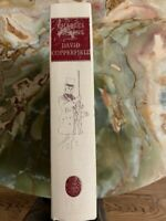 DAVID COPPERFIELD by Charles Dickens, Published by The Folio Society, London