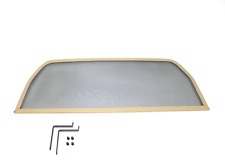 Coupe vent / Filet anti remous BEIGE FIAT SPIDER 1966-1985 - Livraison Gratuite