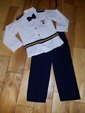 """Boy's """"Captain"""" Four Piece Dressy Outfit, Size 5"""