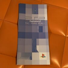 PS2 Prospekt Katalog für Sony PlayStation 2 von 02-2002 The Third Place