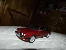 rare bmw 325 IS e30 1/18 1:18 otto ottomodels ottomobile tbe + boite boxed