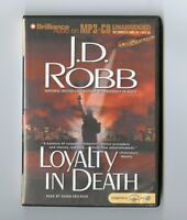Loyalty in Death: by J. D. Robb - MP3CD - Audiobook