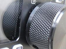 E XIEGU G90 HF Transceiver ? Want A Big Black Solid KNOB ? Look No Further !