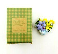 1997 Marjolein Bastin Avon Crocus Flower Magnet New in Box