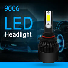 9006 HB4 CREE 72W 8000LM Car LED Headlight Bulb 6000K High Power vs 120w HID RS1