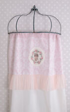 CURTAIN COUNTRY STYLE BLIND FOR WINDOWS SHABBY CHIC LACE medaillon